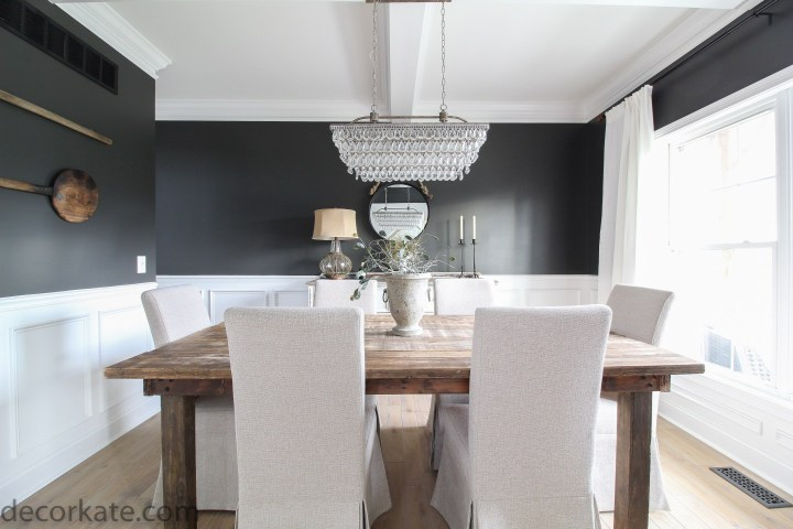 Death of the Dining Room?