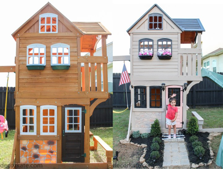 Playset Makeover!