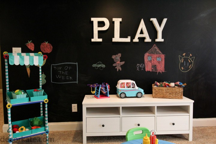 All About Playrooms: 2 Rooms and 2 Styles
