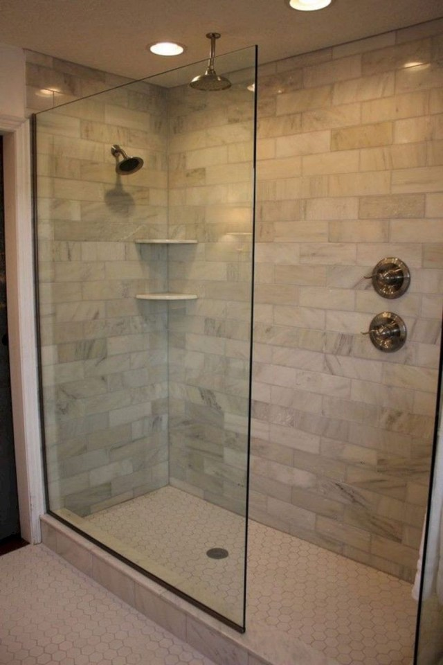 Cute Remodel Shower Design Ideas To Rock This Season 32