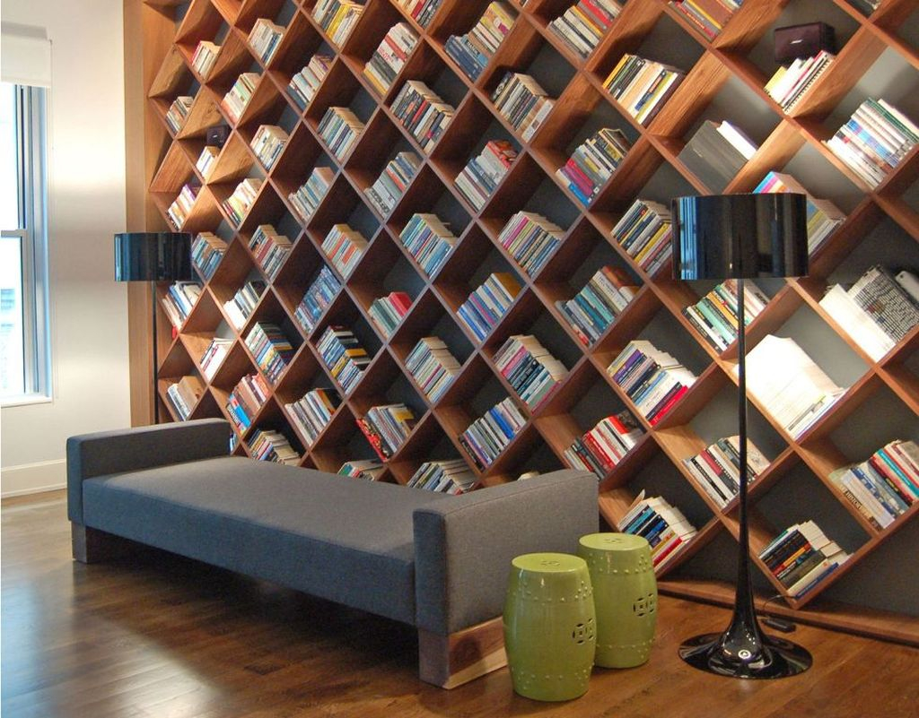 Smart Library Design Ideas For Home To Add To Your List 30