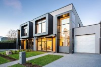 Trendy Contemporary Townhouse Design Ideas That Make Your Place Look Cool 03