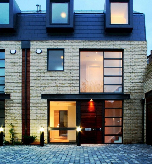 Trendy Contemporary Townhouse Design Ideas That Make Your Place Look Cool 24
