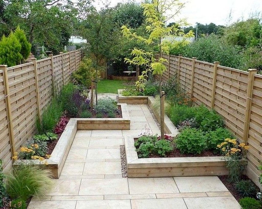 Amazing Garden Design Ideas For Small Space To Try 17