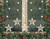 Beautiful Window Decorating Ideas For Christmas 02