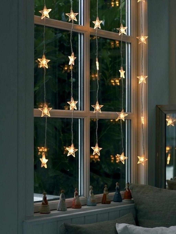 Beautiful Window Decorating Ideas For Christmas 11