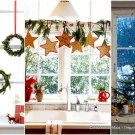 Beautiful Window Decorating Ideas For Christmas 35
