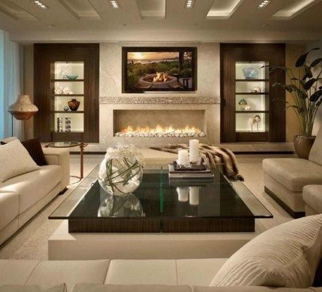 Best Minimalist Living Room Decorations Ideas 10
