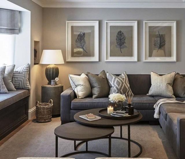Best Minimalist Living Room Decorations Ideas 17