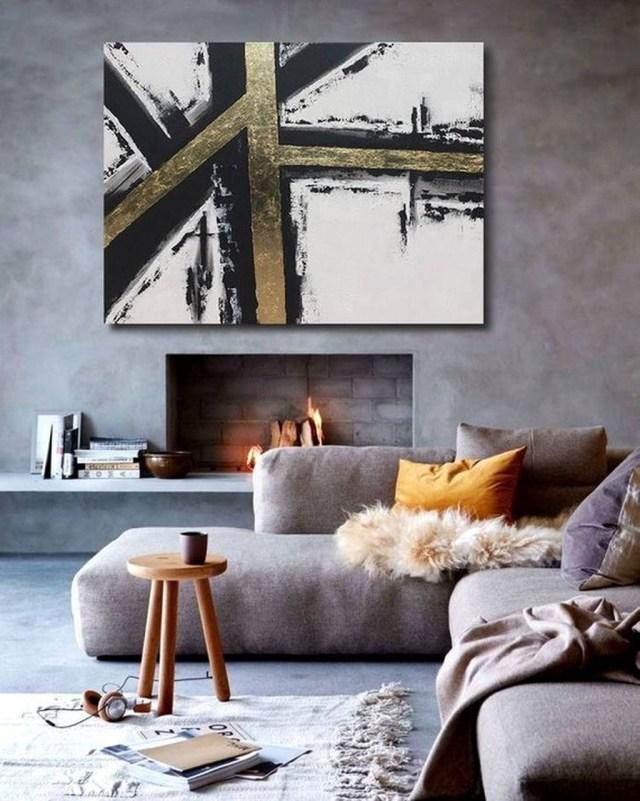 Best Minimalist Living Room Decorations Ideas 21