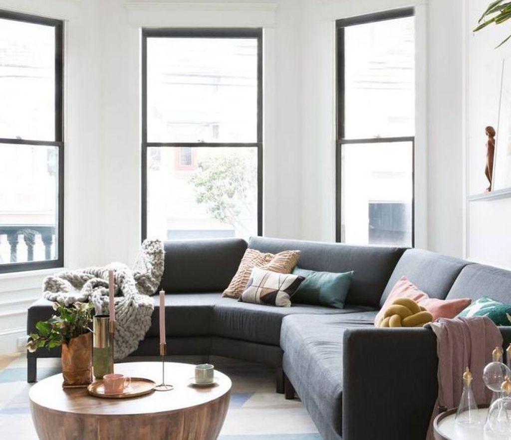 Best Minimalist Living Room Decorations Ideas 22