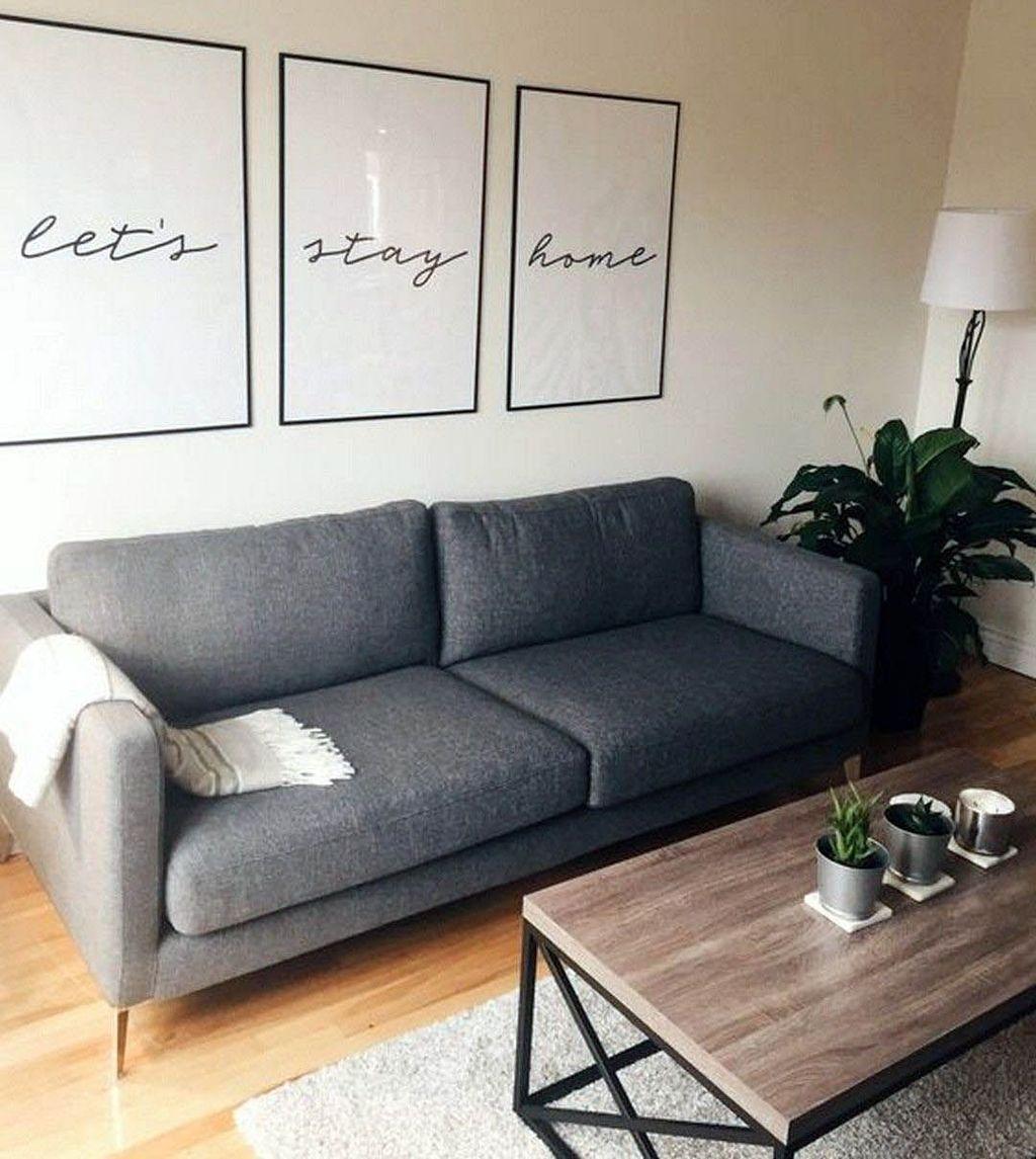 Best Minimalist Living Room Decorations Ideas 23