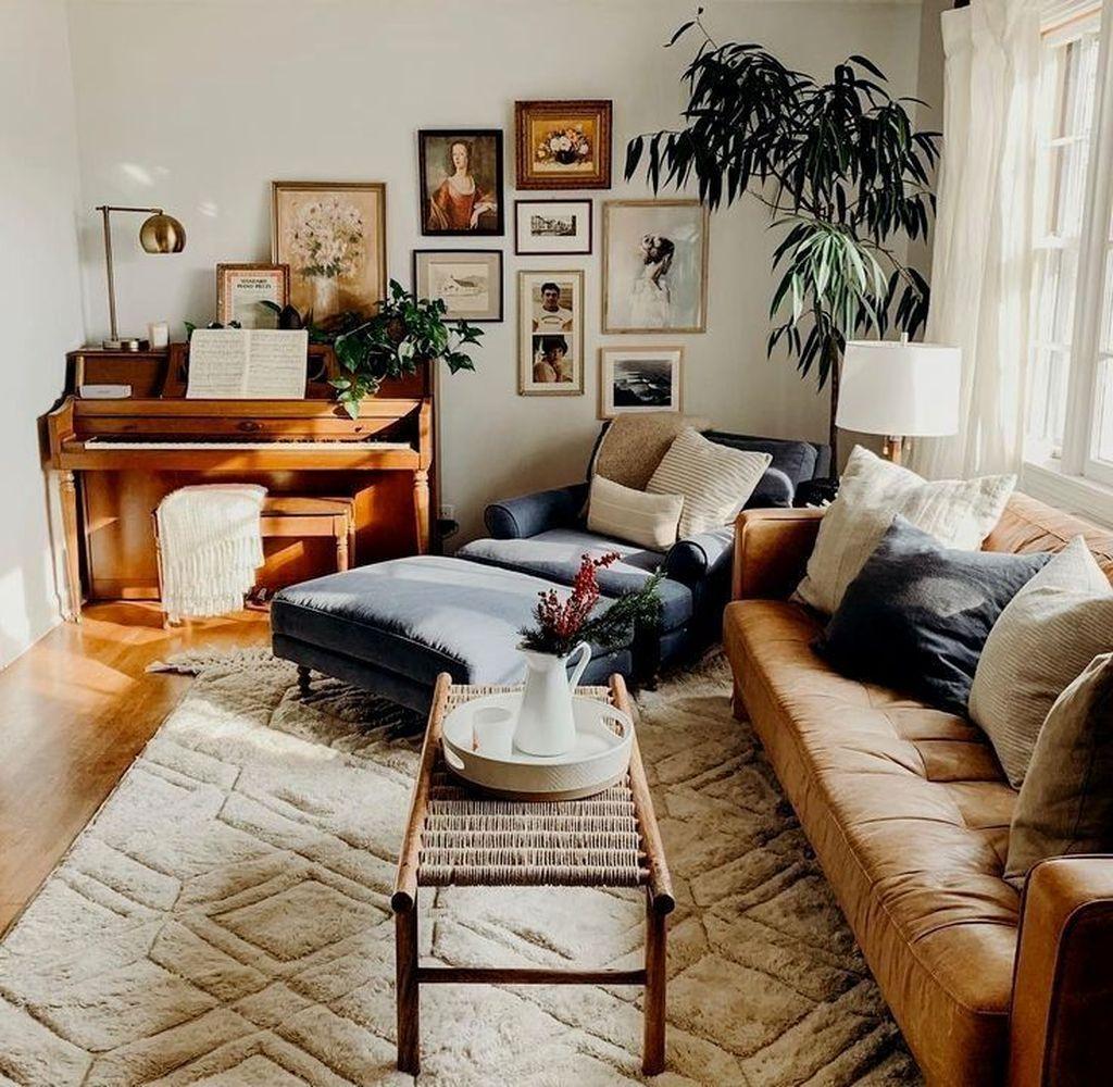 Best Minimalist Living Room Decorations Ideas 24