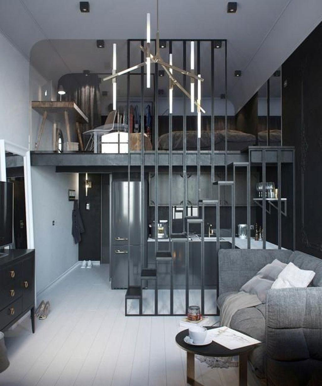 Brilliant Small Apartment Interior Design Ideas 09