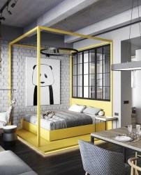 Brilliant Small Apartment Interior Design Ideas 18