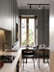 Brilliant Small Apartment Interior Design Ideas 20