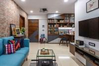 Brilliant Small Apartment Interior Design Ideas 31