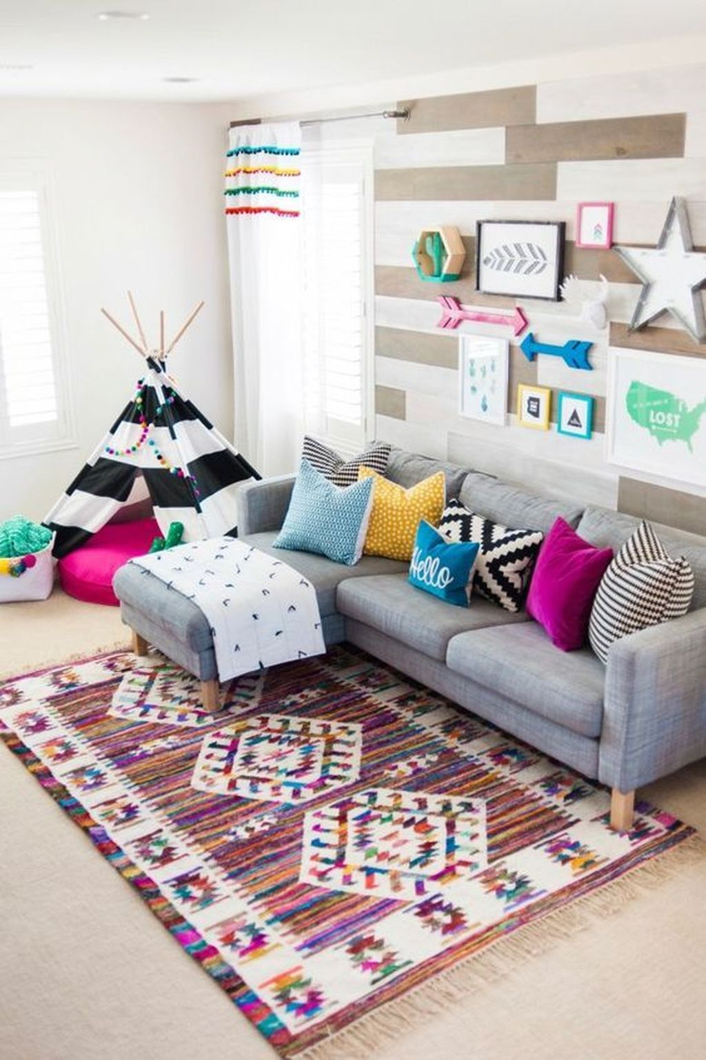 Casual Colorful Home Decor Ideas To Apply Asap 02
