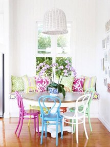 Casual Colorful Home Decor Ideas To Apply Asap 11