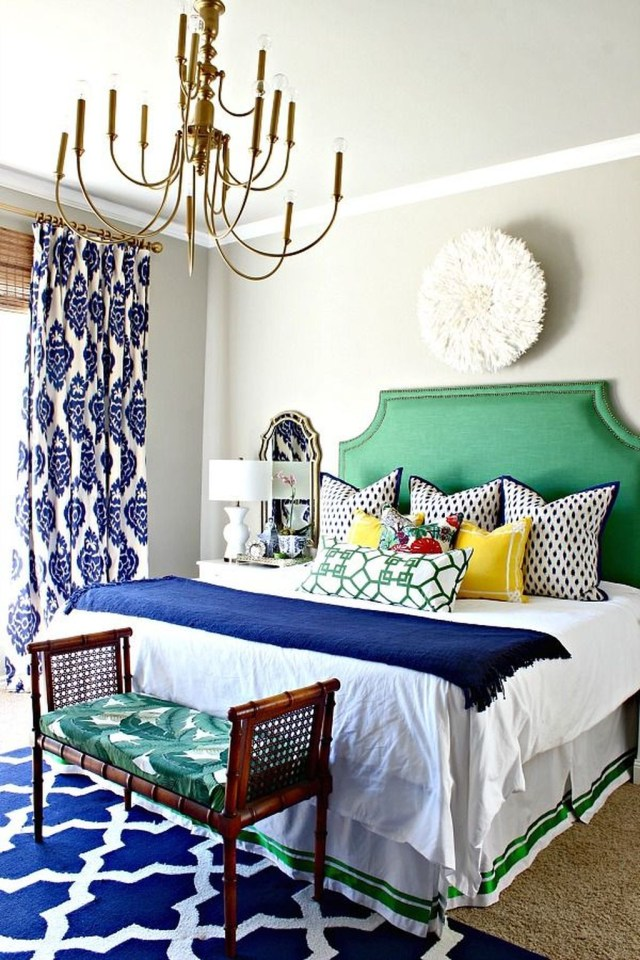 Casual Colorful Home Decor Ideas To Apply Asap 24