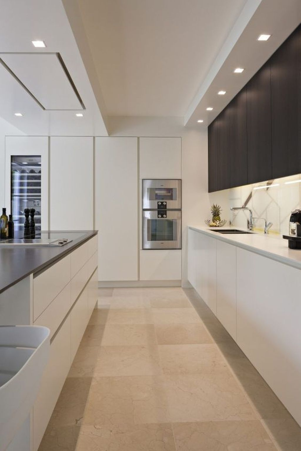 Elegant Minimalist Kitchen Design Ideas For Small Space To Try 17