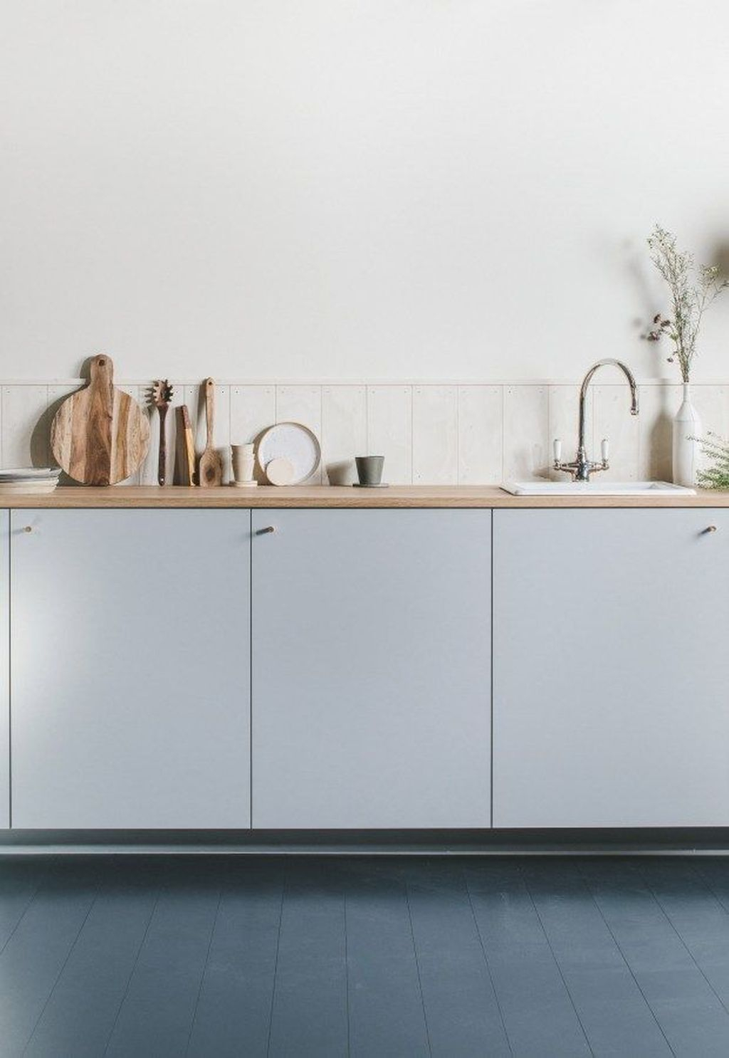 Elegant Minimalist Kitchen Design Ideas For Small Space To Try 18