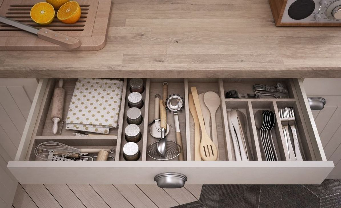 Elegant Minimalist Kitchen Design Ideas For Small Space To Try 20