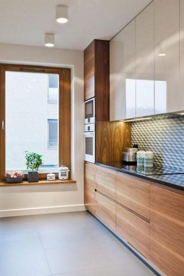 Elegant Minimalist Kitchen Design Ideas For Small Space To Try 24