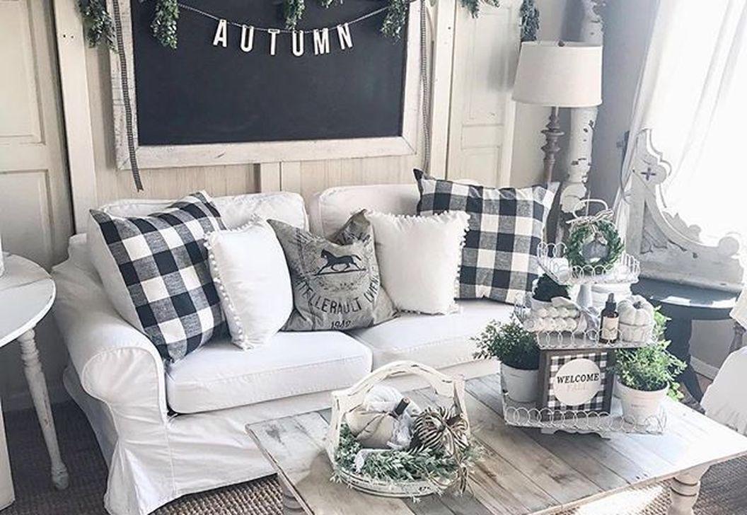 Enchanting Living Room Decor Ideas That Trending This Winter 12