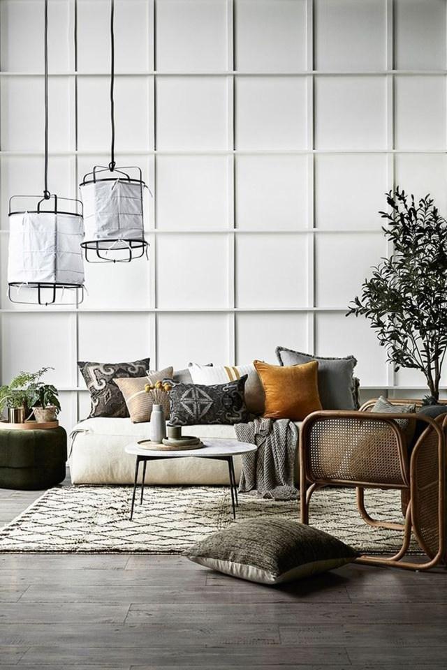 Enchanting Living Room Decor Ideas That Trending This Winter 13