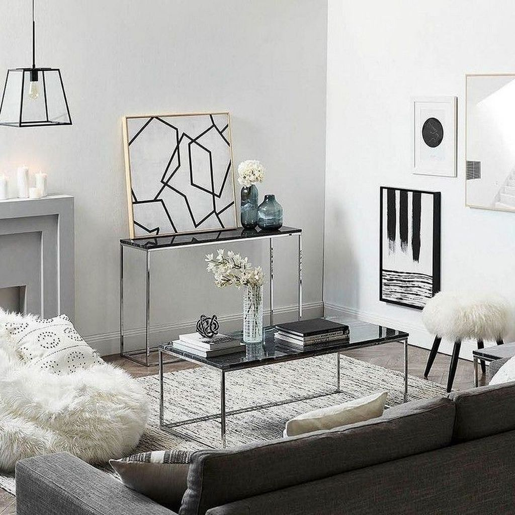Enchanting Living Room Decor Ideas That Trending This Winter 14