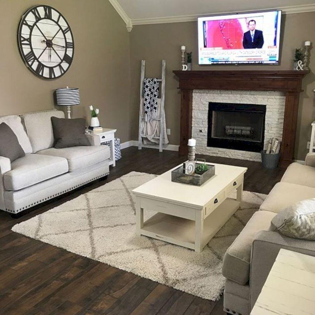 Enchanting Living Room Decor Ideas That Trending This Winter 19