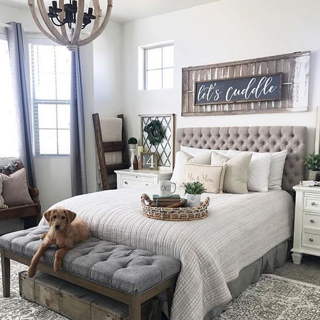 Extraordinary Master Bedroom Design Ideas You Have To Try 18