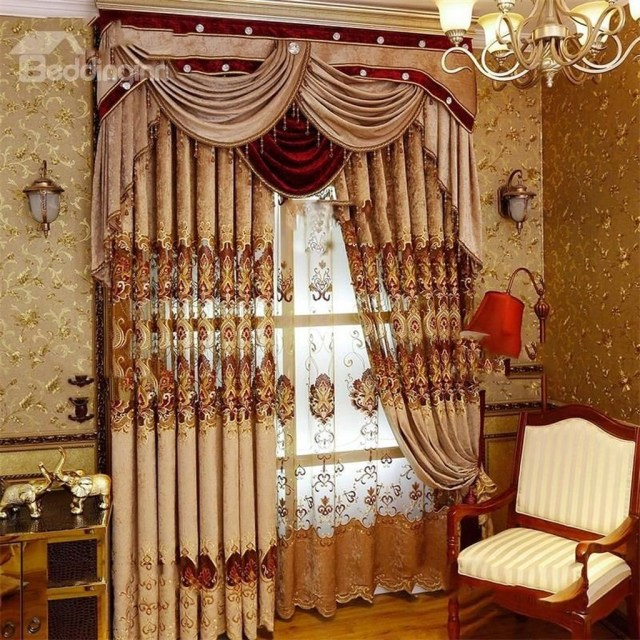Inexpensive Living Room Curtain Design Ideas On A Budget 11