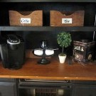 Magnificient Home Coffee Bar Design Ideas You Must Have 24