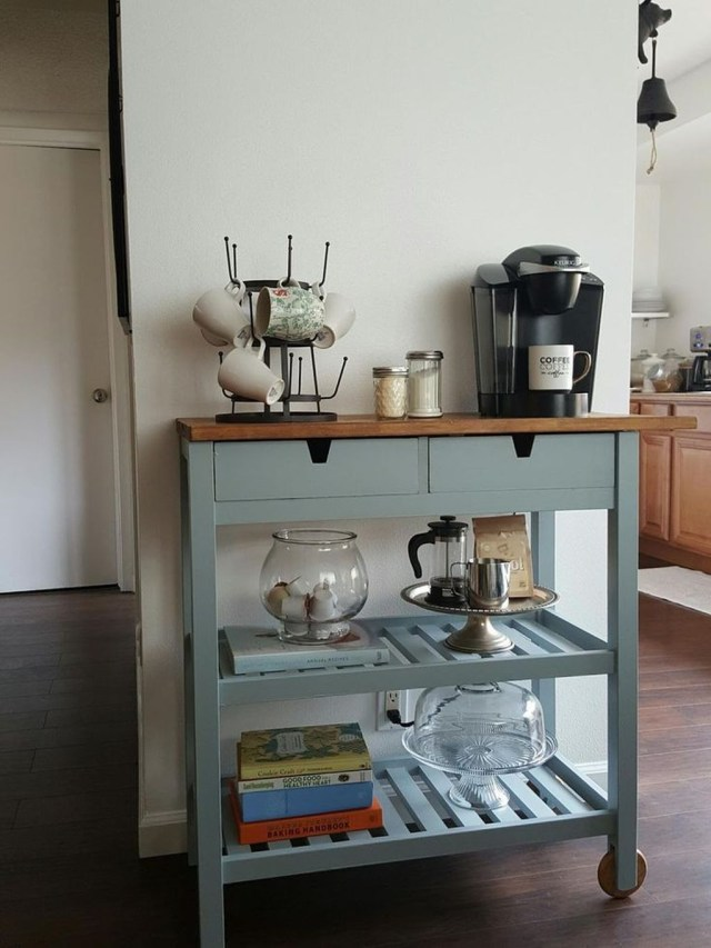 Magnificient Home Coffee Bar Design Ideas You Must Have 28