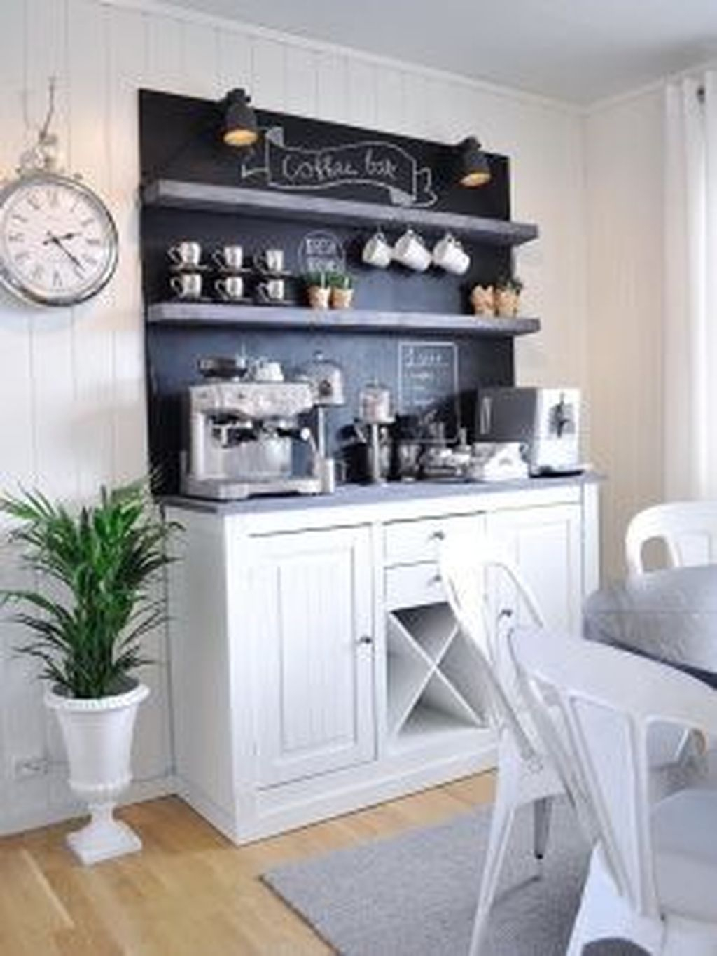 Magnificient Home Coffee Bar Design Ideas You Must Have 29