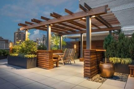 Modern Roof Terrace Design Ideas 05