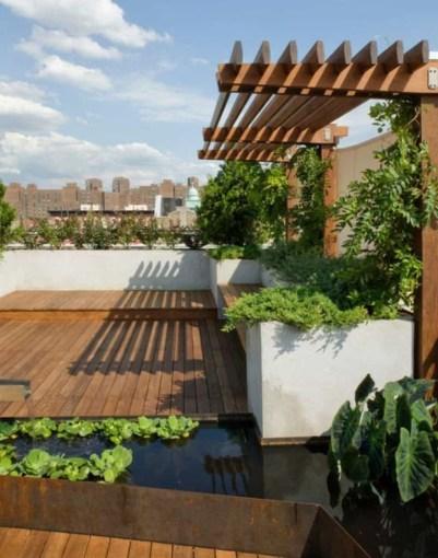 Modern Roof Terrace Design Ideas 09