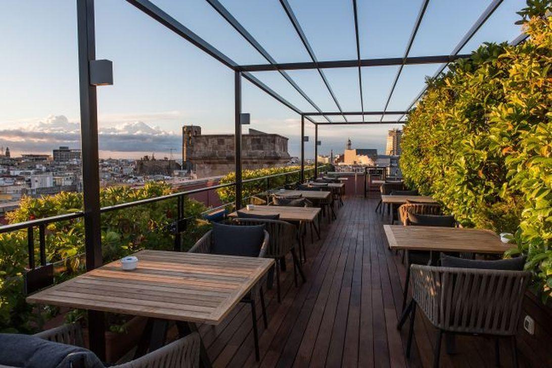 Modern Roof Terrace Design Ideas 19