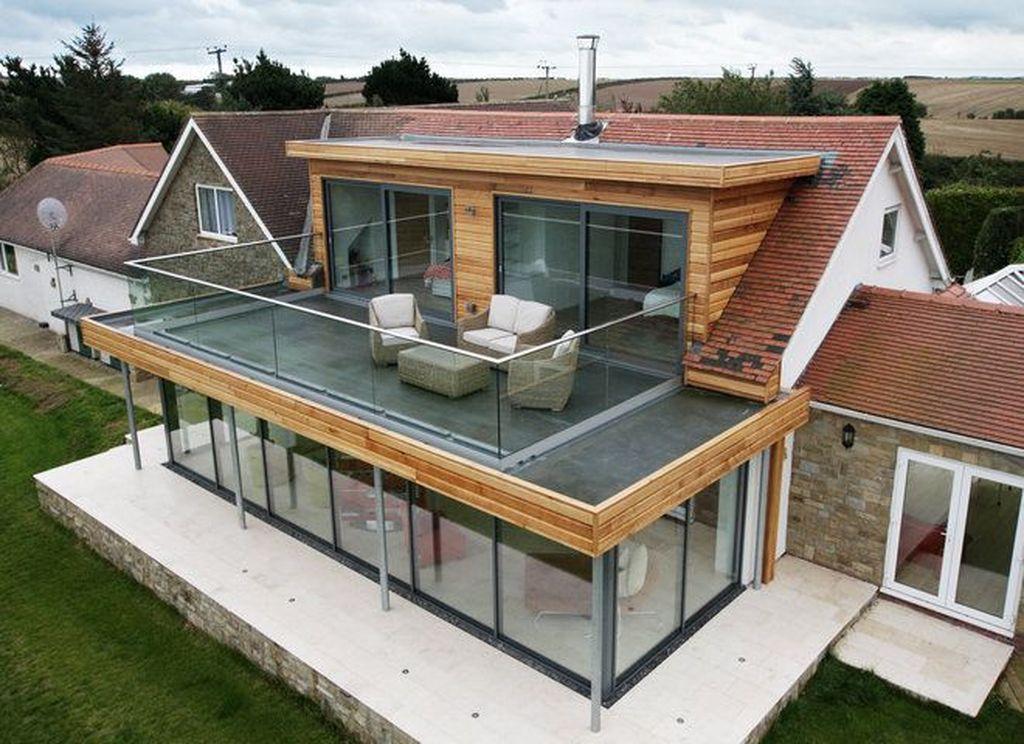 Modern Roof Terrace Design Ideas 22