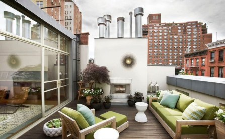 Modern Roof Terrace Design Ideas 25