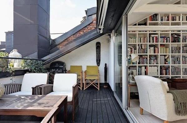 Modern Roof Terrace Design Ideas 37