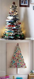 Pretty Space Decoration Ideas With Christmas Tree Lights 05