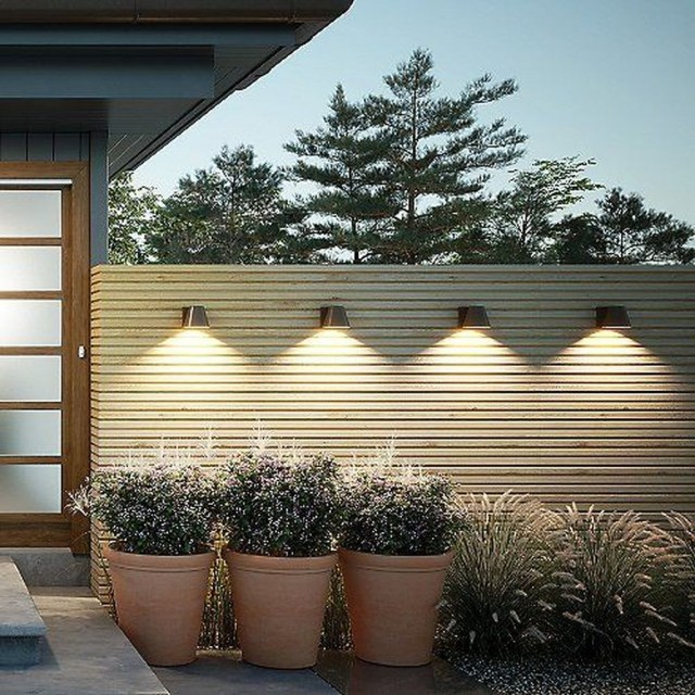 Rustic Wall Outdoor Concrete Ideas For Inspiration 10