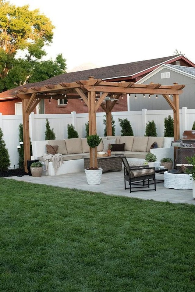 Rustic Wall Outdoor Concrete Ideas For Inspiration 15