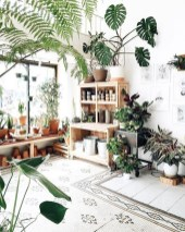 Smart Interior Design Ideas With Plants For Home 29