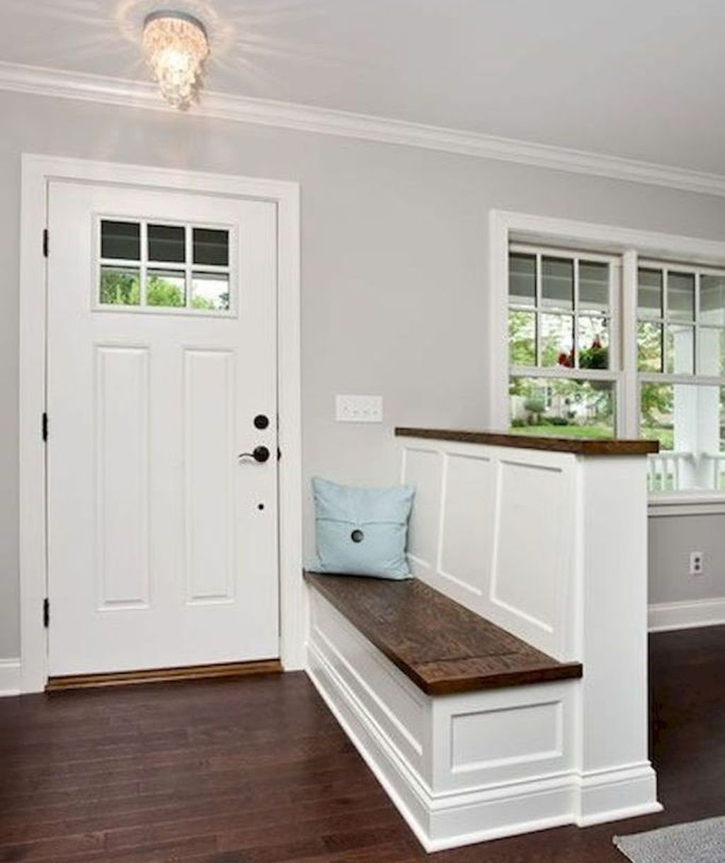 Splendid Entryway Home Décor Ideas That Make Your Place Look Cool 14