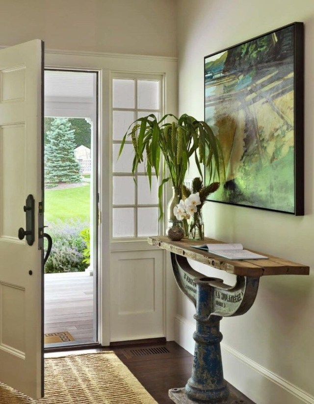 Splendid Entryway Home Décor Ideas That Make Your Place Look Cool 19