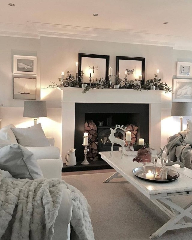Stunning Apartment Living Room Decorating Ideas On A Budget 11